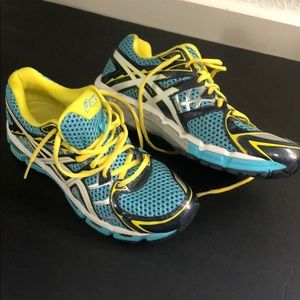 ASICS Gel -Surveyor Tennis Shoes Size 10